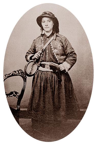 Gettysburg women